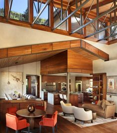 captivating modern rustic home in the colorado mountains vail mountain mountain modern colorado