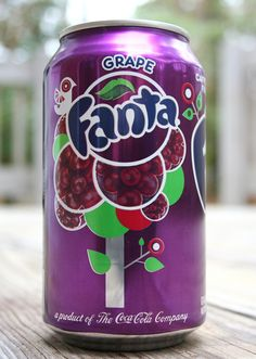 Grape Fanta