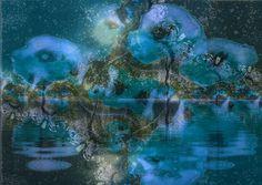 Mohn - abstrakt