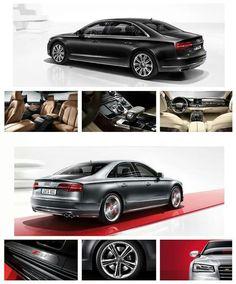 Own an Audi S8