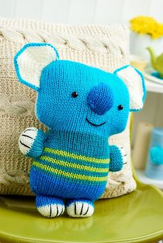 Issue 66 is on sale next Friday - mark it on your calendars! We're delighted to introduce you to Calvin the koala by Amanda Berry