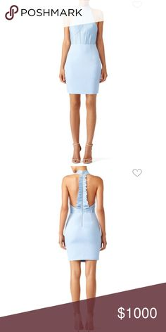 ISO Asos Asilio Bound to be wild dress blue Looking for this dress! Comment if you have it in your closet for sale  thank you ASOS Dresses Mini