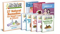The Natural Fat Loss Solution:  Just simple lifestyle changes and delicious foods that help you melt off the pounds and keep them off.
