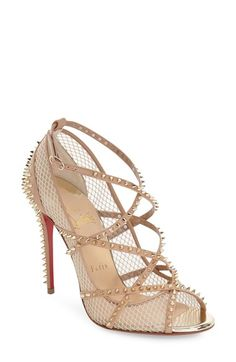 Christian Louboutin 'Alarc' Sandal (Women) available at #Nordstrom