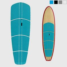 prone paddle plank deck pad #sup #boards