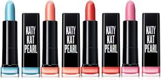 Covergirl Spring 2017 Featuring Katy Kat Pearl Lipstick – Musings of a Muse