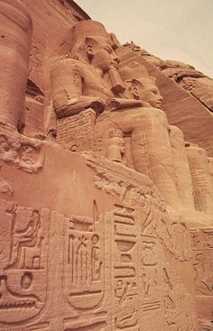 The Great Temple of Ramses II, 1213 BC