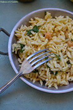 Confessions de 2 foodaholic: Salade d'Orzo à la Gordon Ramsay
