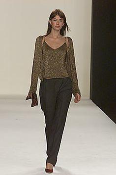 Ralph Lauren Fall 2000 Ready-to-Wear Fashion Show - Ralph Lauren, Trish Goff