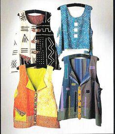 Wearables - Nancy Mirman - Myeziest Vest