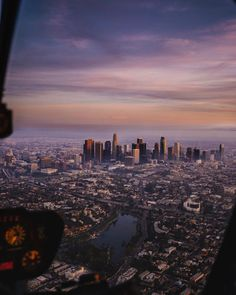 Downtown Los Angeles by ladybaguette | CaliforniaFeelings.com #california #cali #LA #CA #SF