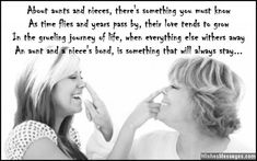 niece quotes - Google Search