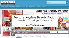 Feature: Ageless Beauty Potions   Dear Kitty Kittie Kath- Beauty, Fashion, Lifestyle, and Mommy Blog