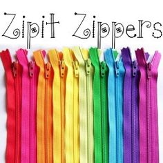 Buy YKK Zippers Wholesale Best Selection on Etsy by zipit on Etsy
