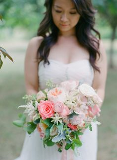 They say when you know, you know, and when this gorgeous Bride foundWindrift Hall, she booked it for her small summer wedding in the country—two weeks before her handsome Groom got down on one knee! And with the help of