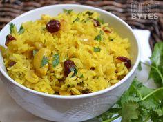 Cashew Rice Pilaf - Budget Bytes