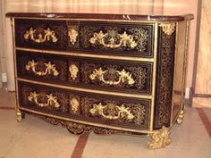 commode boulle museo louvre - Buscar con Google