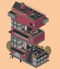 DAS KREATIVE HAUS on Behance