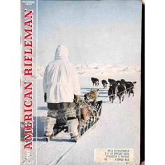 Cover Print of American Rifleman Magazine, December 1959 | $4.72