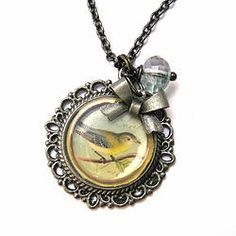 Personalized unique handmade silver quote jewelry for men and women. Bird Jewelry, Jewelry Design, Silver Quotes, Brown Bird, Jewelry Quotes, Little Brown, Handmade Silver, Filigree, Pocket Watch