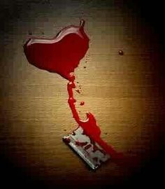 I bleed for you....don't you even know?!