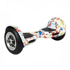 Гироскутер Smart Balance Wheel SUV 10 +Balance граффити