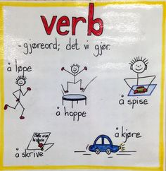 Verb Cooperative Learning, Kids Learning, Communication Is Key, Classroom Walls, Too Cool For School, Kids And Parenting, Norway, Kindergarten, Barn