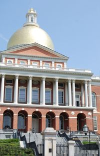 You need to schedule your tours in advance, but they are FREE. Tour the Massachusetts State House.