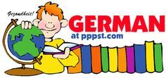 German - World Languages FREE Presentations in PowerPoint format, Free Interactives and Games