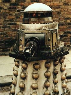 Special Weapons Dalek from 'Remembrance of the Daleks' and 'Asylum of the Daleks' (briefly!)