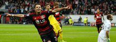 Champeonslegue 2015/16 Gruppenphase: Bayer Leverkusen - Bate Baryssau 4:1 Hernández trifft erstmals für Bayer