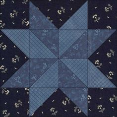 """July 11 Star Flower. Simple but effective. To set your blocks like mine you will need a 1/4 yard of fabric for the sashing and 1/4 yard for the cornerstones and outer border.  From the gold plaid print cut 31- 1"""" x 6 1/2"""" sash strips. From the diamond dark woven cut- 20- 1"""" squares for cornerstones 2- 2 1/2"""" x 27"""" strips for the side borders (these go on first) 2- 2 1/2"""" x 24 1/2"""" strips for the top and bottom borders.  Your finished quilt will measure 24"""" x 30 1/2""""."""
