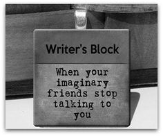 What is Writers Block?
