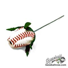 Baseball Rose Corsage Stem – Sports Roses Online Store