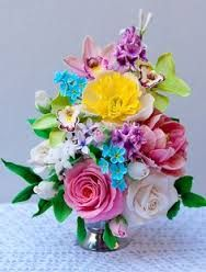 Image result for extraordinary wired sugared flowers