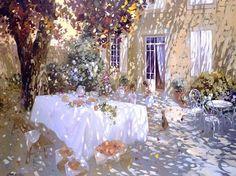 Солнечные картины Лорана Парселье (29 картин)