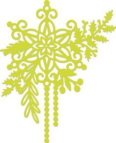 Kaisercraft+-+Christmas+-+Decorative+Dies+-+Festive+Corner+at+Scrapbook.com