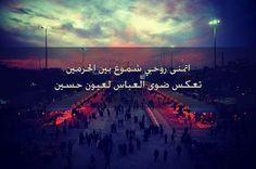 لعيون الحسين ع
