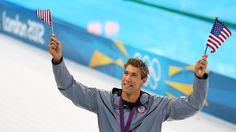 Matt Grevers wins gold! London 2012 Swimming