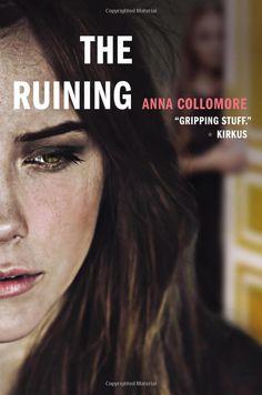 The Ruining: Anna Collomore, alternate cover.