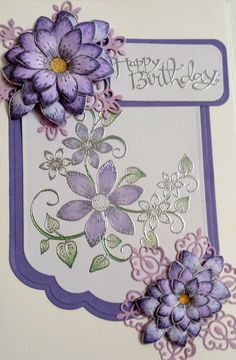 Heartfelt creations dies and stamps