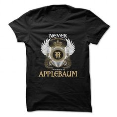 APPLEBAUM - #team shirt #cozy sweater. LOWEST SHIPPING:  => https://www.sunfrog.com/Camping/APPLEBAUM-85528811-Guys.html?id=60505