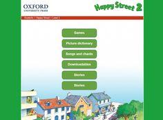 Engels leren aan kleuters 6 , Prachtig online programma voor digibord of computer, gratis te gebruiken