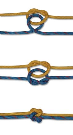 HOW TO TIE KNOTS - TRUE LOVER'S KNOT