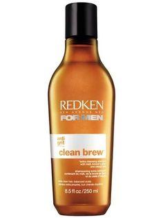REDKEN for Men Clean Brew 8.5 oz