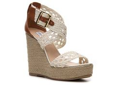 SM Women's River Wedge Sandal Casual Sandals Sandal Shop Women's Shoes - DSW