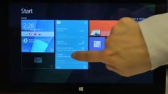 Windows 9 incluiría Live Tiles interactivas y un sistema de notificaciones - FayerWayer