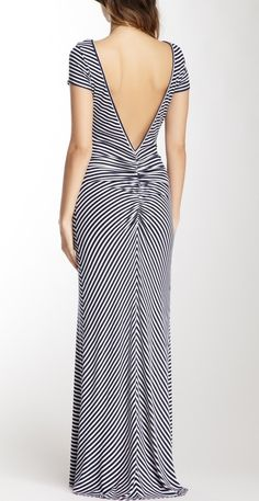 Stripes Maxi / rachel pally