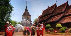 WWW... wet wetwet - Songkran Festival (Thai New Year Festival)