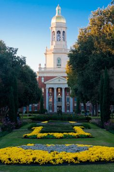 The 50 Most Beautiful College Campuses in America - Condé Nast Traveler buildings architecture colleges Campus 2, College Campus, College Fun, Education College, College Life, Barry College, College Board, Baylor University, Cambridge University